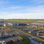 Аэропорт Киев вдвое увеличит пропускную способность терминала А