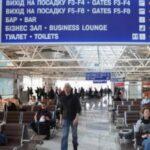 Количество пассажиров в Борисполе возросло на 10%